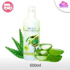 Miracle Aloe Vera Soothing Gel 芦荟大王 保湿凝胶 500ml