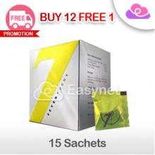 7 Seven Focus Leg Slimming (15 capsules) 瘦腿王牌胶囊 (15粒)