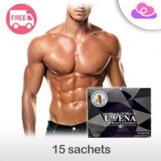 L'VENA Miracle of Men Power Body Energy 15 sachets 男士壮阳精华提升体力 15包