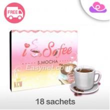 I-Sofee Botanical Beverage Mix Arabica Coffee Powder with Garcinia Cambogia Mocha (18 sachets) 爱瘦啡 摩卡瘦身咖啡 (18包)