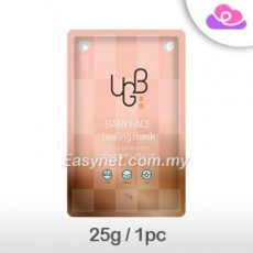 UGB (UGBang) Baby Face Healing Mask 25g/pc 童颜面膜 25g/片