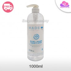 MADS Dual Hand Sanitizer 1000ml for Family Kills 99.9% germs Sanitiser 免洗洗手液99.9%杀菌消毒