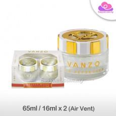VANZO LX/ Miniature Velvet Musk Air Freshener (Car Perfume) 65ml/ 16ml x 2 柔和麝香汽车香水香氛 65ml / 16ml x 2