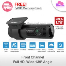 Blackvue DR750X-1CH Full HD single-channel SONY STARVIS™, Wifi, Cloud, GPS, Parking Mode Car DVR Safety Recorder Camera Dashcam X Series