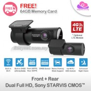 Blackvue DR750X-2CH Full HD 2-channel SONY STARVIS™, Wifi, Cloud, GPS, Parking Mode Car DVR Safety Recorder Camera Dashcam