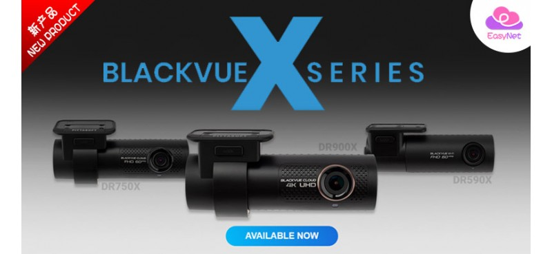 Blackvue X Series
