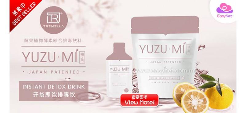 YUZU MI by Tremella Enzyme Detox Drink