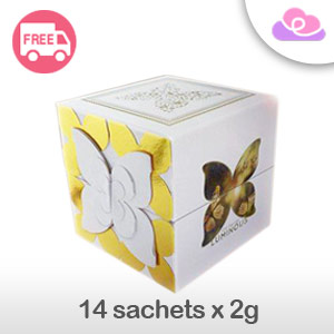 Oh! Secret LUMINOUS Female Nutritions Supplement 女性的秘密宝盒 (14 sachets)