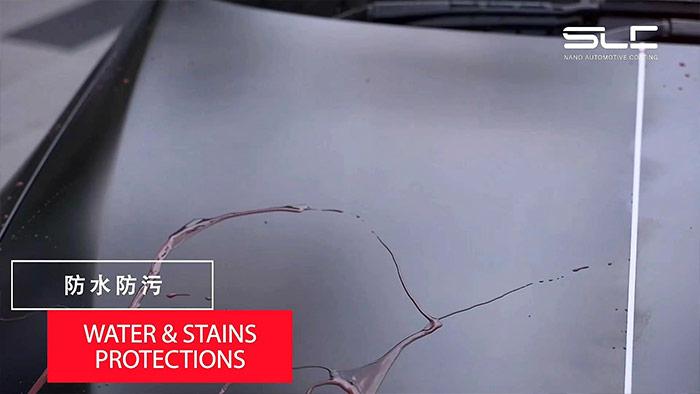 SLC Nano Automotive Coating 250ml 纳米汽车涂层喷雾 250ml