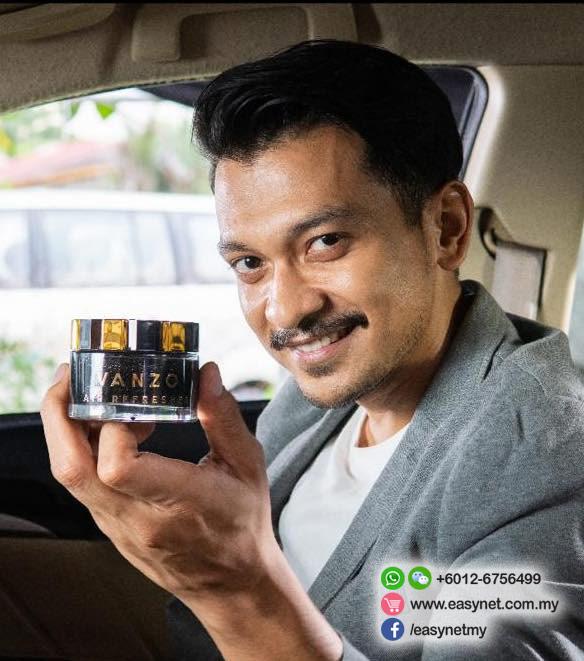 VANZO LX/ Miniature Secret Musk Air Freshener (Car Perfume) 65ml/ 16ml x 2 秘密麝香汽车香水香氛 65ml / 16ml x 2