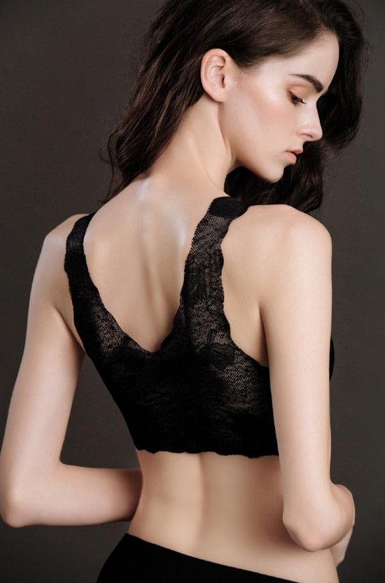 KISSY Platinum Lace Inner BeautyBra + Panty KISSY 铂金款蕾丝款微调型内衣+内裤