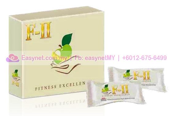 F-II F2 FII Fitness Excellence 消脂排毒瘦身 蝴蝶亚仙人掌 自然健康
