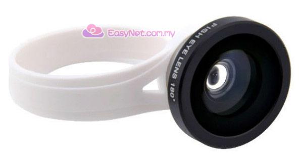 H8002 fish eye lens