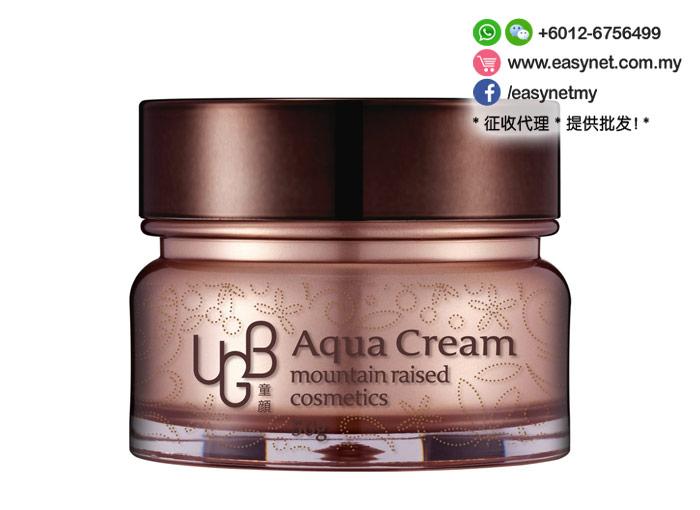 UGB (UGBang) Aqua Cream (Dong-An Series) 50g  UGB 童颜系列植物焕颜保湿霜 50g