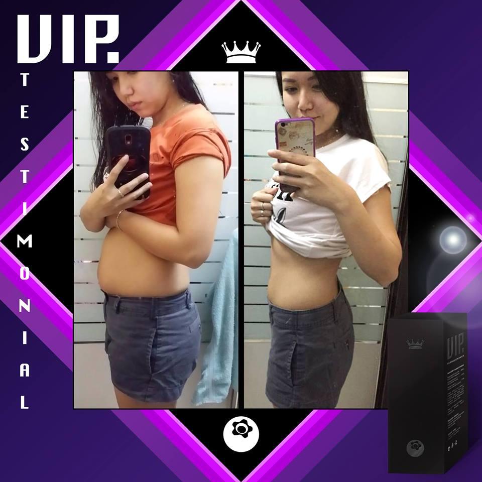 VIP BIO Mangosteen Complex Slimming Capsules 山竹综合瘦身胶囊