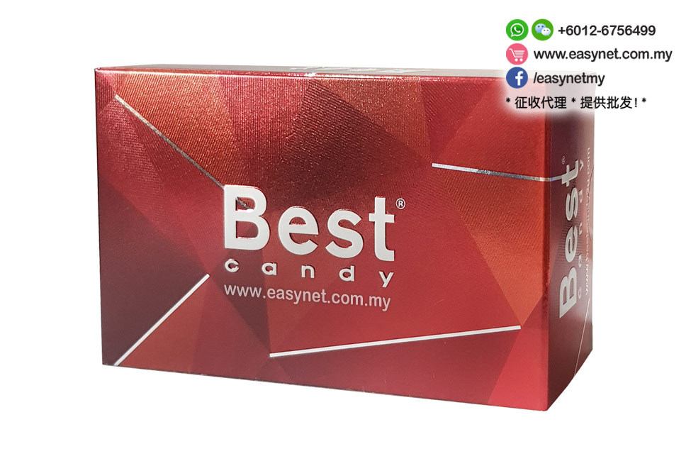 Best Candy Ginseng Energy Supplement 15 Candies Best Candy 人参男士壮阳保健糖15粒
