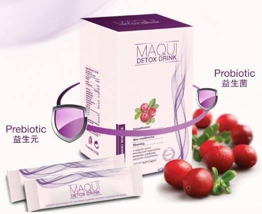 maqui detox slimming