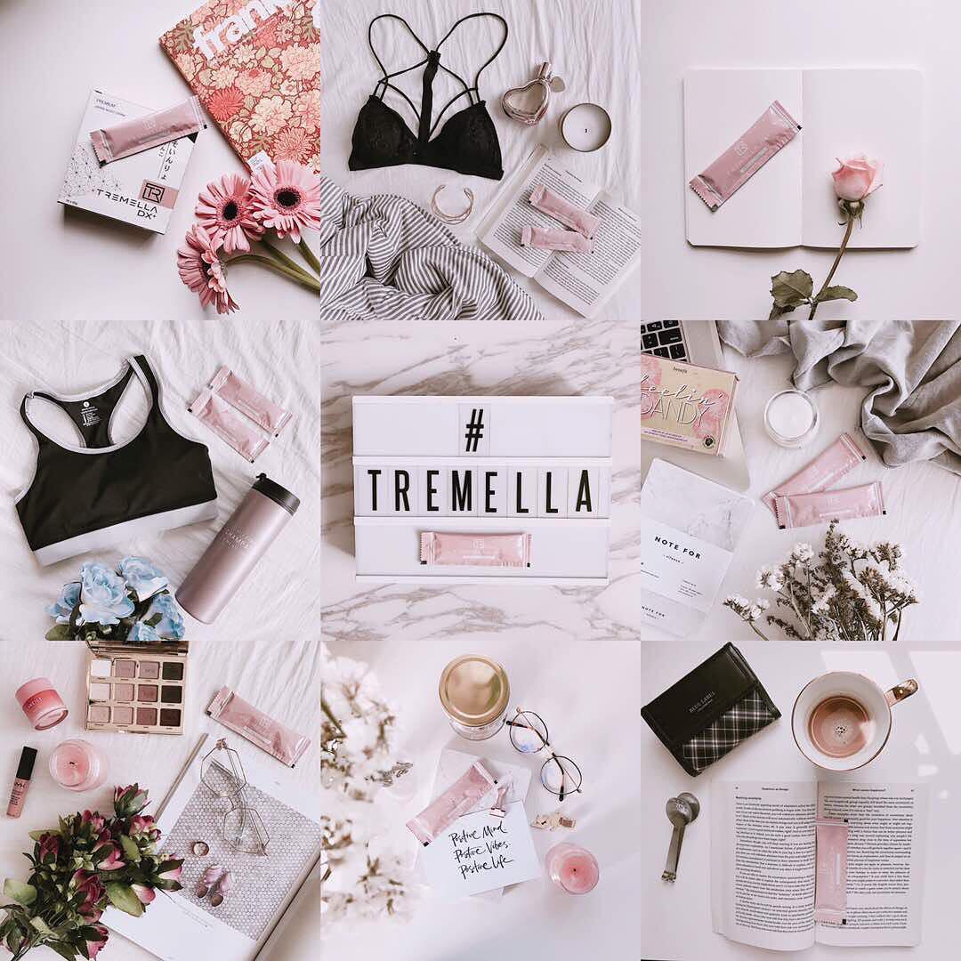 Tremella-DX+ PREMIUM Japan Night Detox Drink (16 Sachets x 20g) 优质升级版特美拉日本健康酵素排毒饮料 (16包 x 20g) 2017